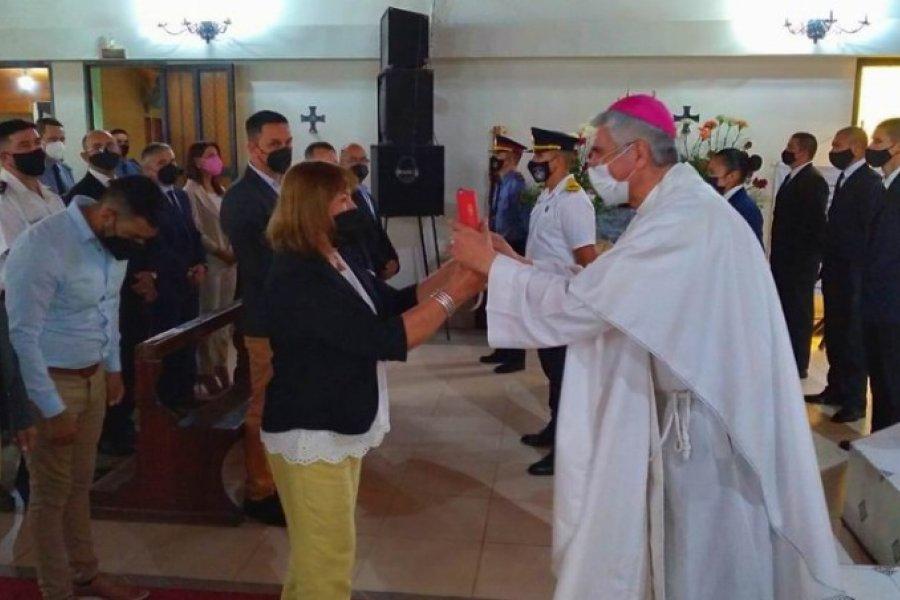 Veneración y súplicas a San Miguel