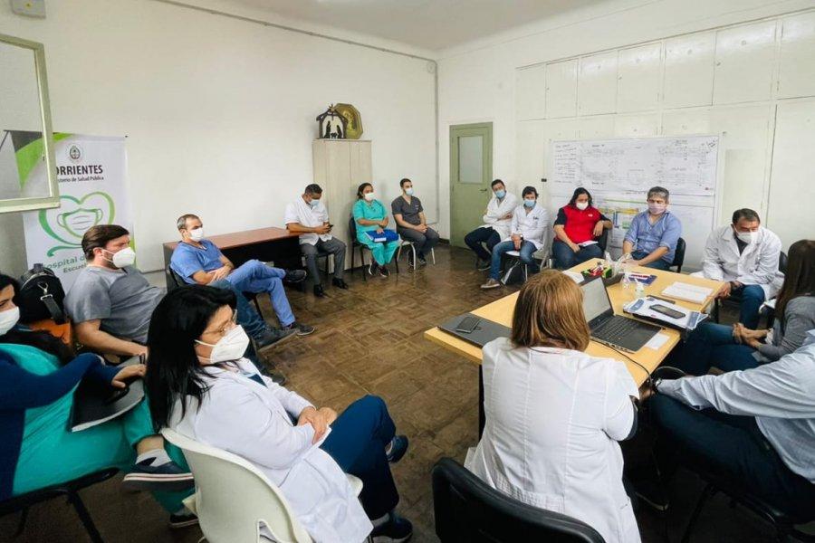 Salud Pública trabaja en la optimización de recursos humanos