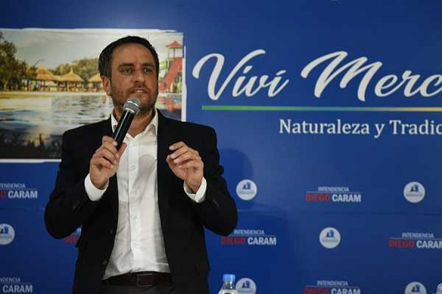 Cabandié estuvo en Corrientes e inauguró la intendencia del Parque Nacional Iberá
