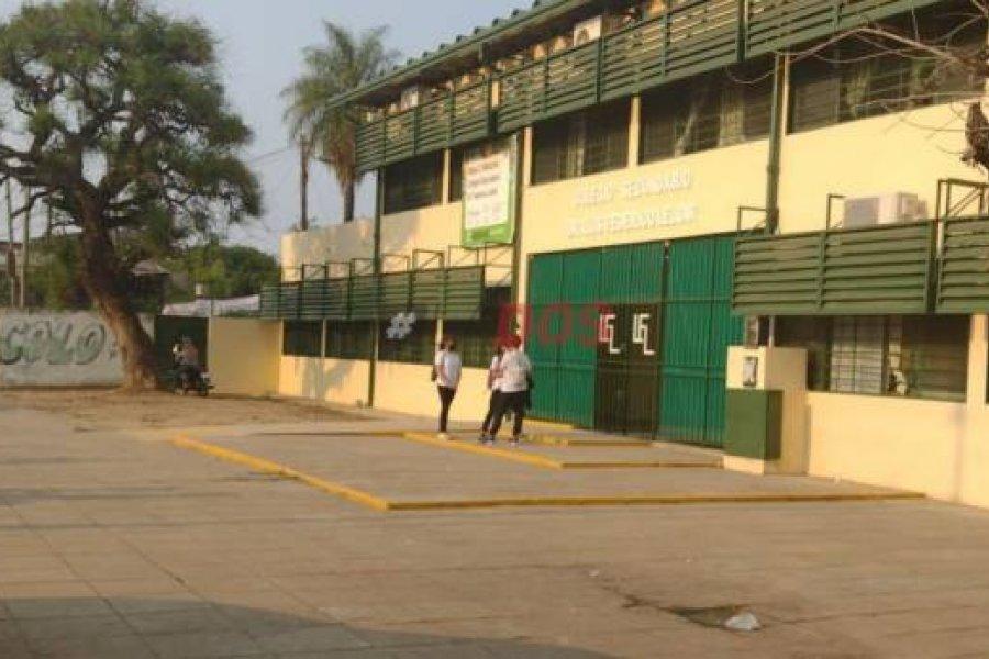 Corrientes: Docente denunció que un alumno le robó el celular