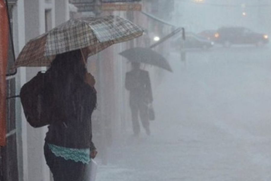 Alerta amarilla para Corrientes por fuertes tormentas