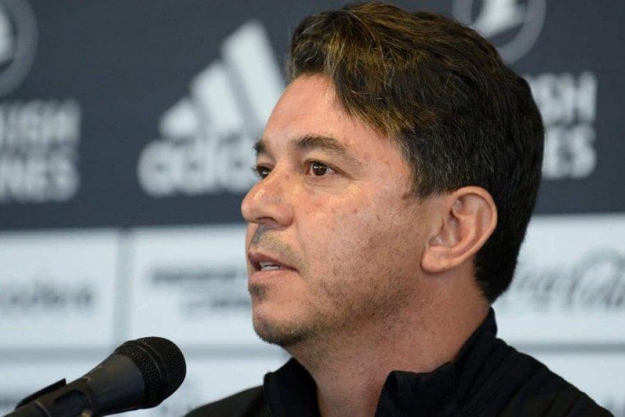 """Gallardo antes del Superclásico entre River y Boca: """"Necesitamos jugar bien y ser superiores"""""""