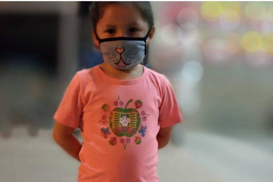 Desesperado pedido para una nena que padece hepatitis fulminante