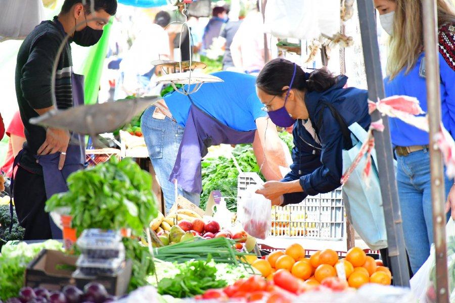 Las Ferias de la Ciudad recorrerán cuatro barrios esta semana