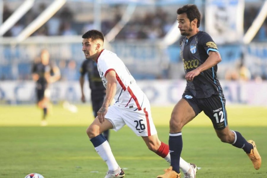 Atlético de Tucumán y San Lorenzo repartieron puntos por la Liga Profesional