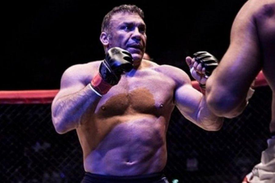Murió el ex campeón mundial de kick boxing Jorge Acero Cali