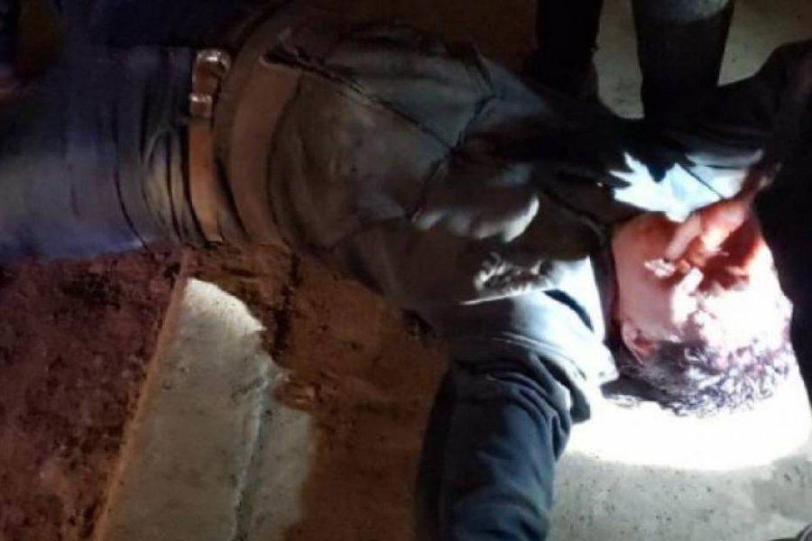 Una patota lo golpeó para robarle un celular y la billetera