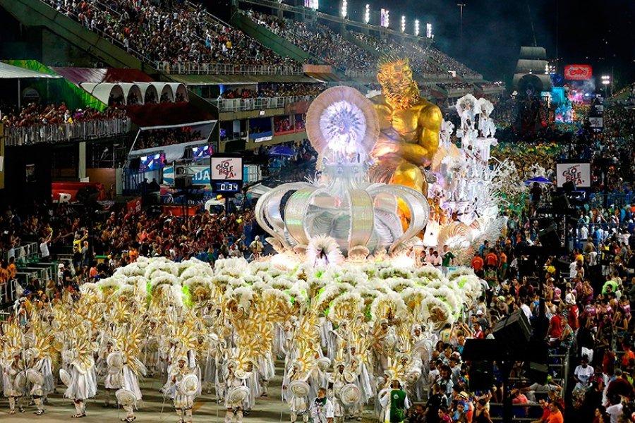 Río y San Pablo preparan el Carnaval más masivo de todos los tiempos