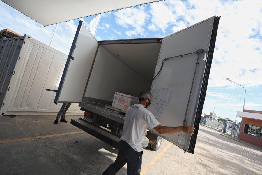 Corrientes: Llegan 3.510 Pfizer y la provincia se acerca al millón y medio de dosis