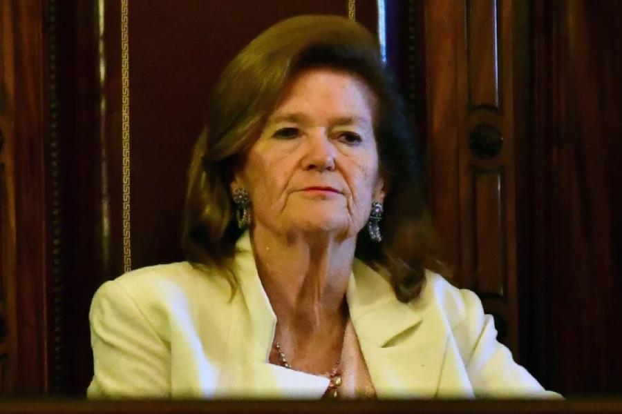 Renunció la jueza Elena Highton de Nolasco a la Corte Suprema