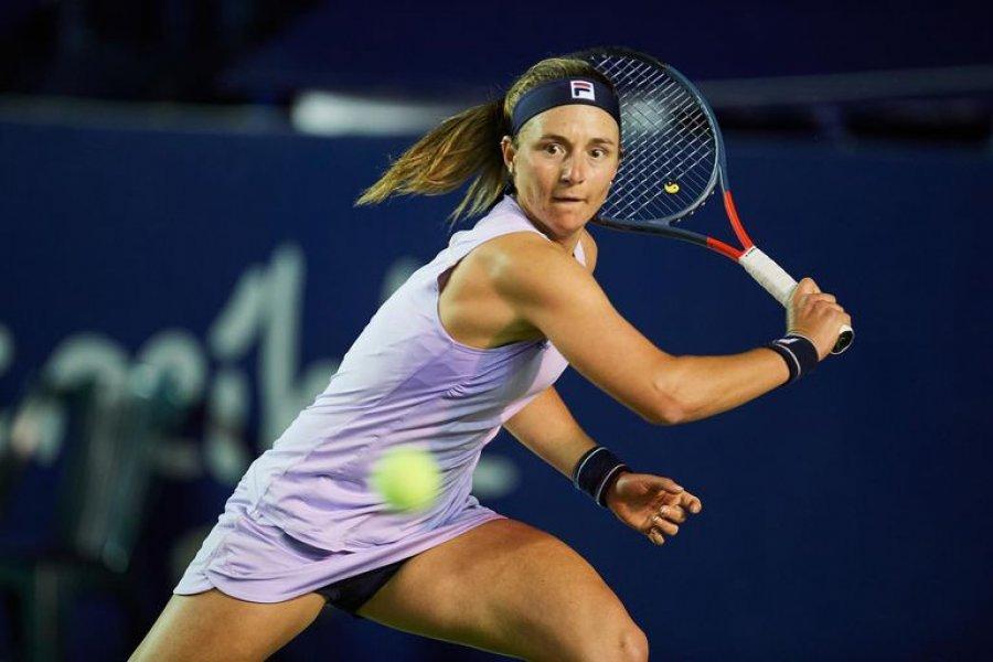 Argentina Open: Nadia Podoroska, la mejor preclasificada