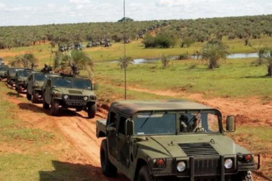 Realizan pruebas militares de tiro y detonaciones