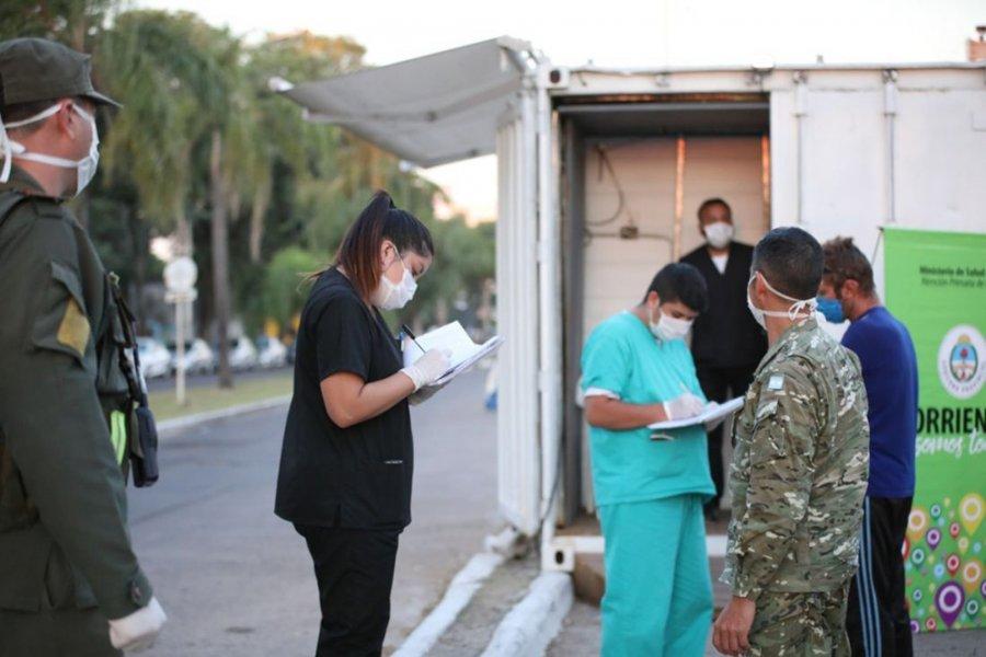 Corrientes sumó 66 casos nuevos de Covid: 17 en Capital y 49 en el Interior