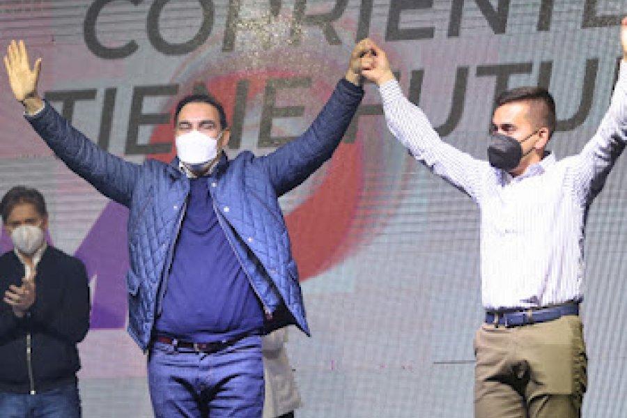 Valdés anticipó el triunfo de ECo+Vamos Corrientes en la elección en Mariano I. Loza