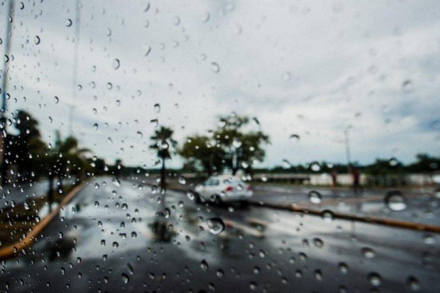 Se esperan lluvias y tormentas para el fin de semana largo en Corrientes