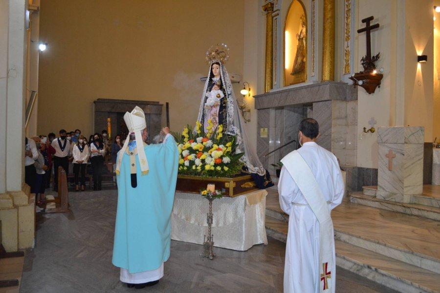 En la Catedral, Stanovnik pidió diálogo, solidaridad y trabajo