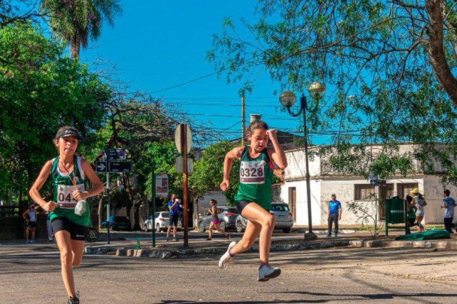 El Camba Cuá recibe a las Maratones Barriales