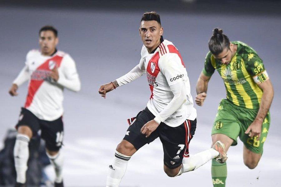 River lo espera: cuánto tiempo de recuperación tendría Matías Suárez