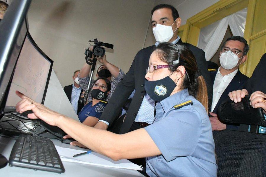 Inauguraron una Comisaría y el servicio de emergencias 911 en Paso de los Libres