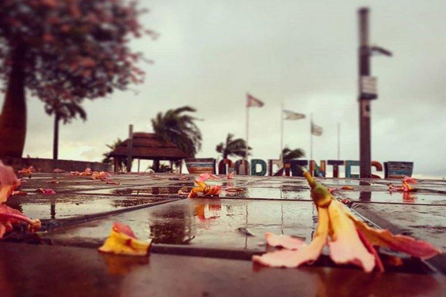Anuncian lluvias aisladas para Corrientes