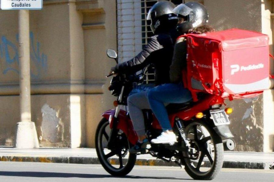 Se capacitará a motomandados, para que realicen el servicio con precaución