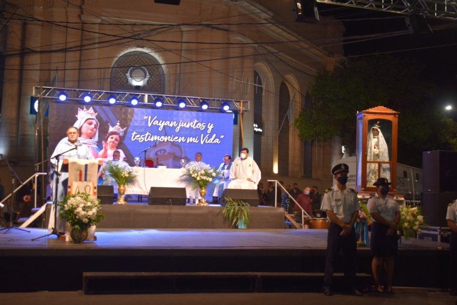 El presbítero Juan López llamó a hacernos cargo de nuestra responsabilidad