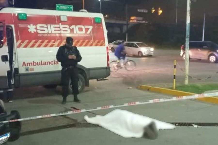 Nuevo crimen en Rosario: acribillaron a un joven y se investigan los motivos del ataque