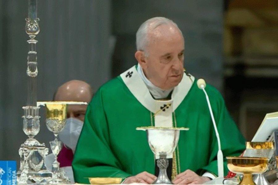 """El Papa Francisco abre el Sínodo de los Obispos y desea un """"¡buen camino!"""""""