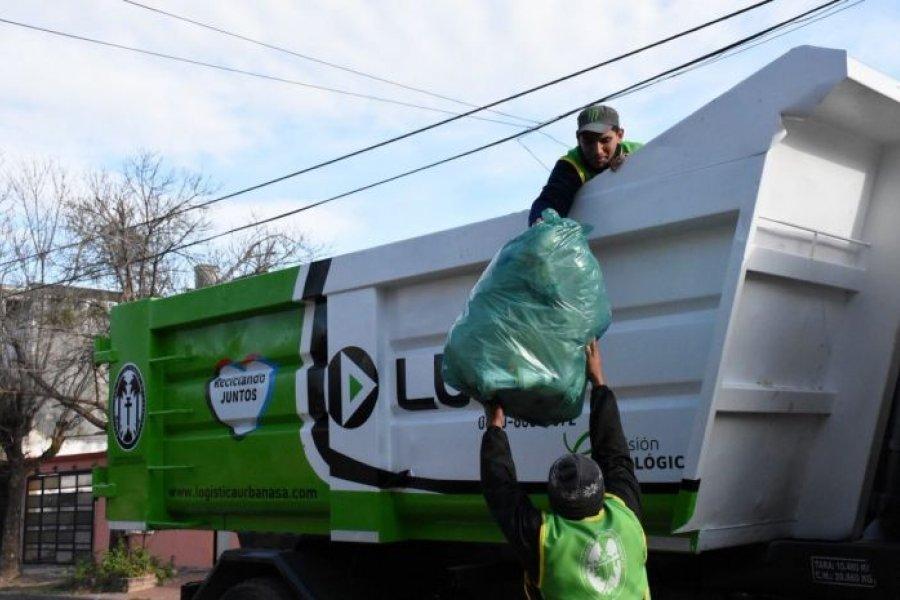Capital: Así será la recolección de residuos este lunes feriado