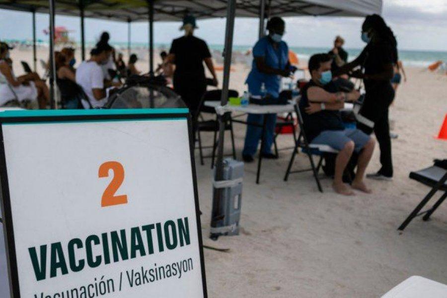 La OMS recomienda una tercera dosis de vacuna contra el COVID-19