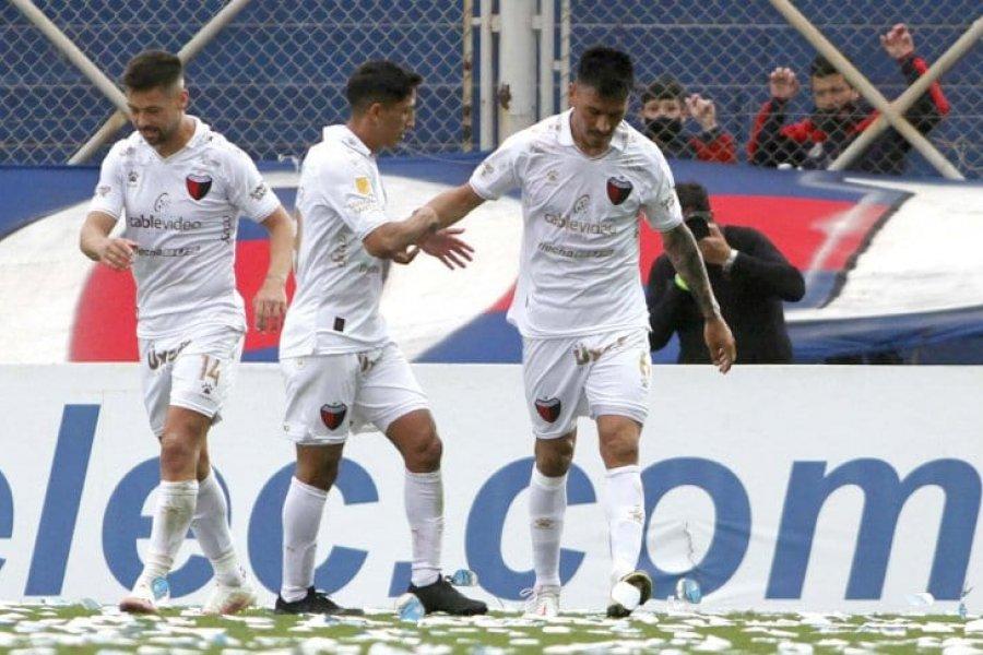 Colón le ganó a San Lorenzo en el Nuevo Gasómetro