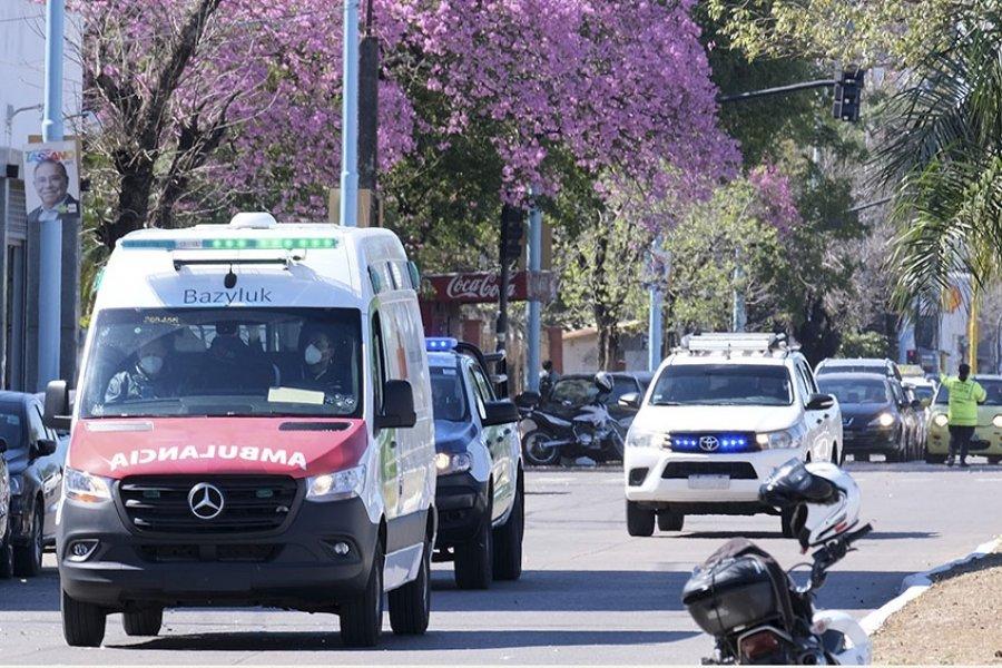 Fin de semana extralargo: Cómo fue el trabajo de emergencias médicas
