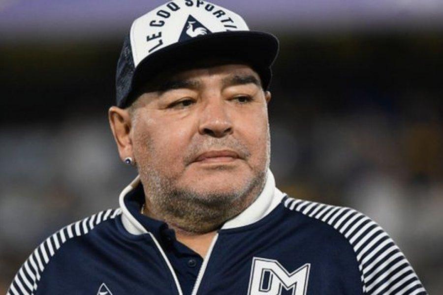 Declara un preparador físico en la causa por la muerte de Maradona