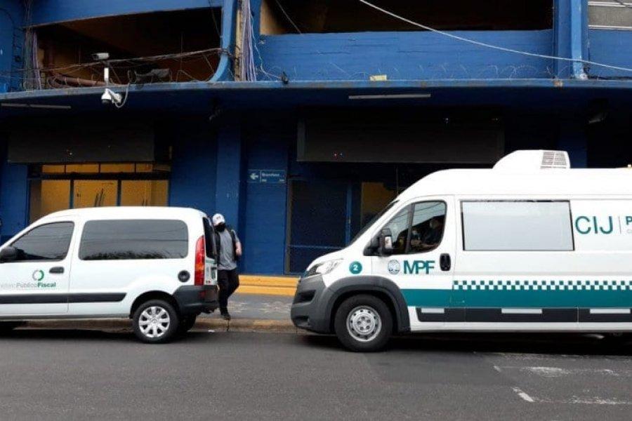 Allanamiento en La Bombonera por el aforo en Boca - Lanús