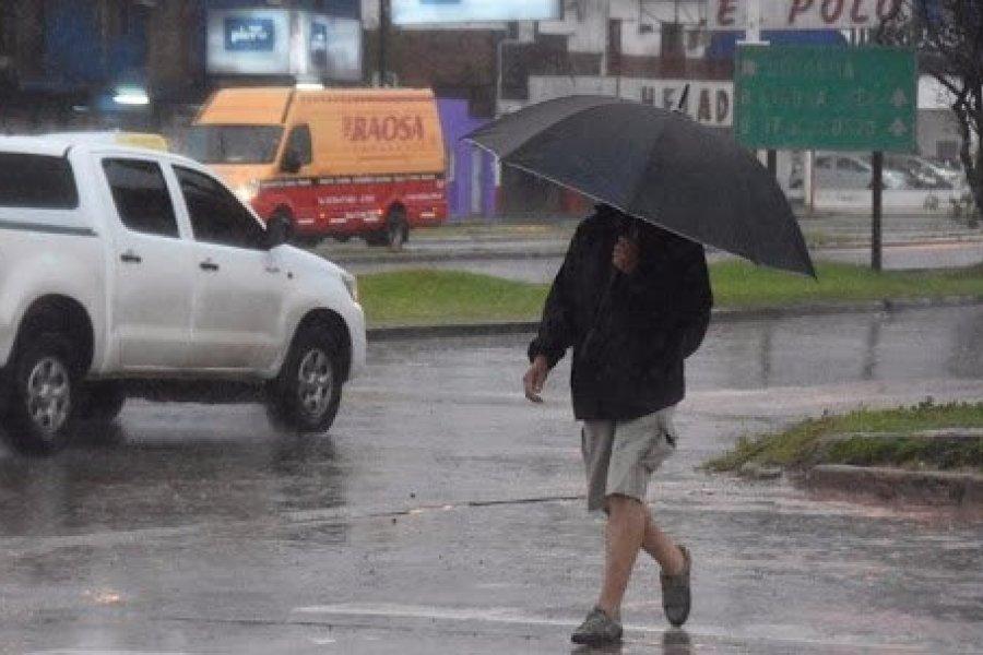 Alerta amarilla por fuertes tormentas en Corrientes
