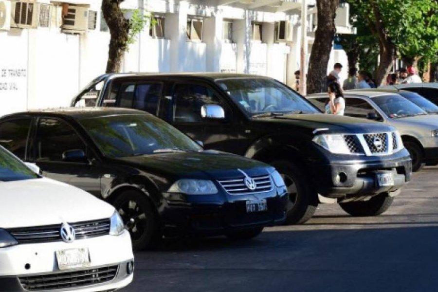 Tránsito retiró de la vía pública 120 vehículos en el feriado XXL