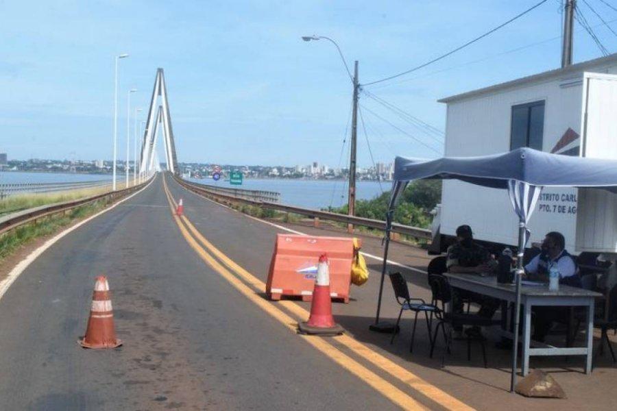 Cuáles serían los requisitos para cruzar por el puente Encarnación-Posadas