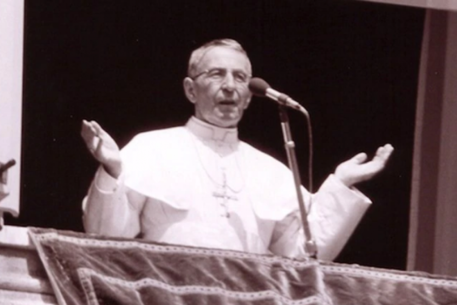Francisco dispuso que el papa Juan Pablo I sea beatificado por un milagro en la Argentina