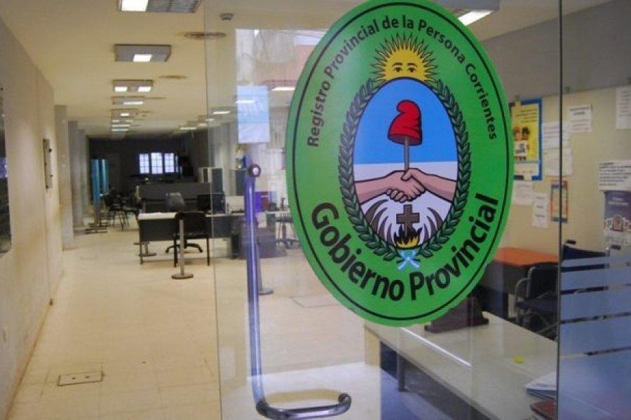 Niegan abrir delegación del Registro Civil provincial a más de 1 año de estar cerrado