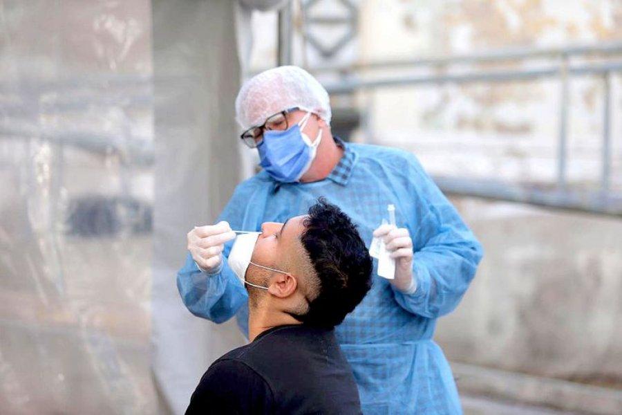 1314 nuevos casos y 35 muertes por coronavirus en Argentina