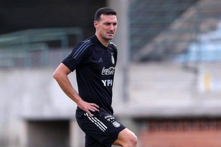 Scaloni confirmó dónde se jugará el partido entre Argentina y Brasil
