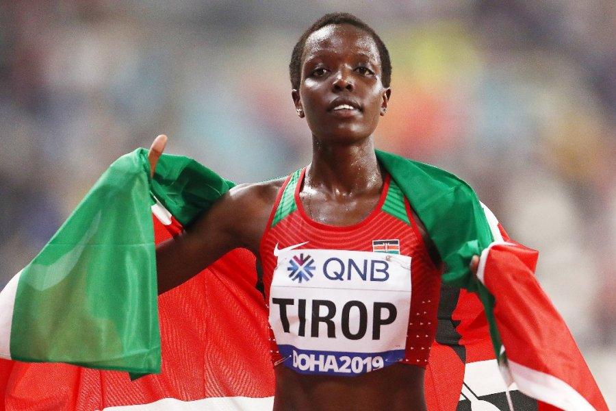 Asesinan a puñaladas a una atleta keniata campeona mundial