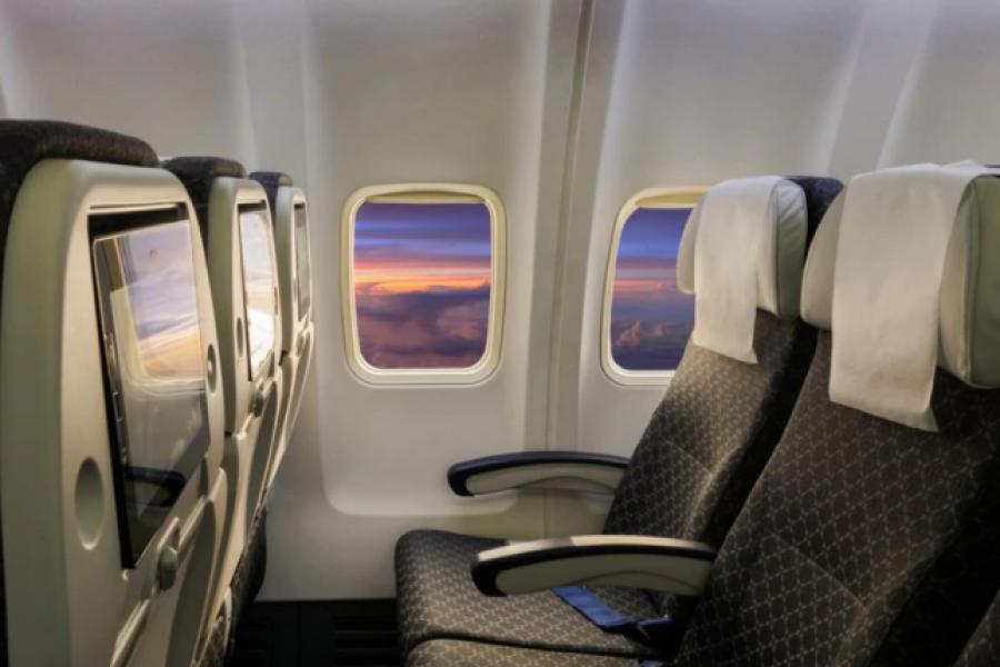Otra aeronave provincial con millonario servicie en el extranjero