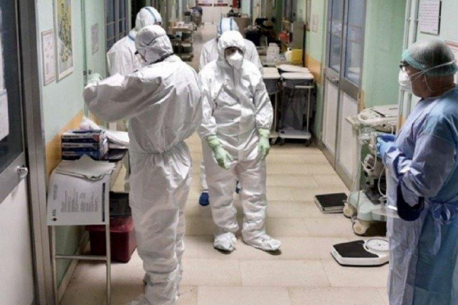 1.350 nuevos casos y 52 muertes por coronavirus en Argentina