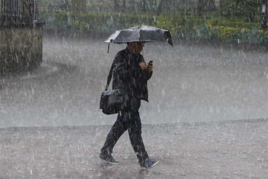 Alerta amarilla por tormentas fuertes para Corrientes y otras 10 provincias