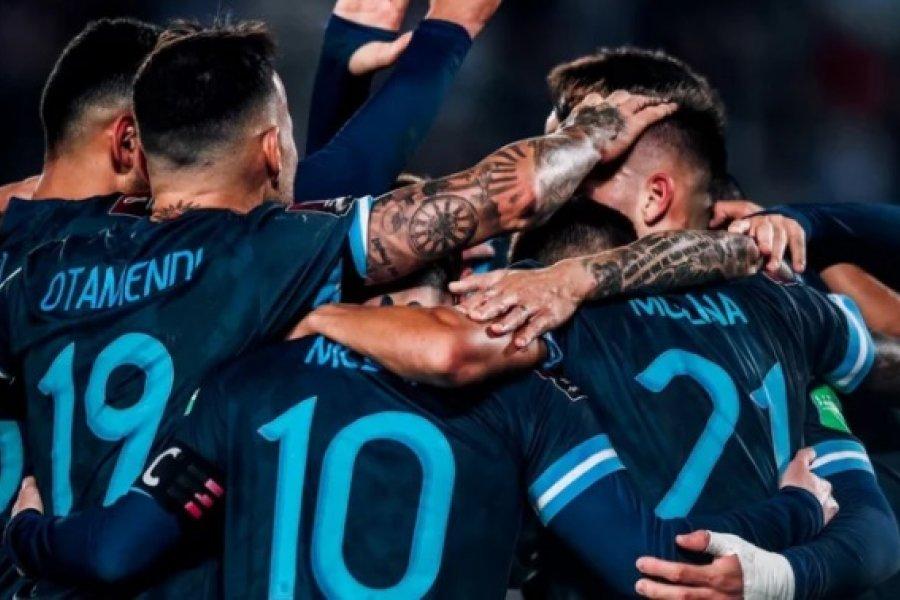 La Selección Argentina derrotó a Perú y sigue firme en las Eliminatorias