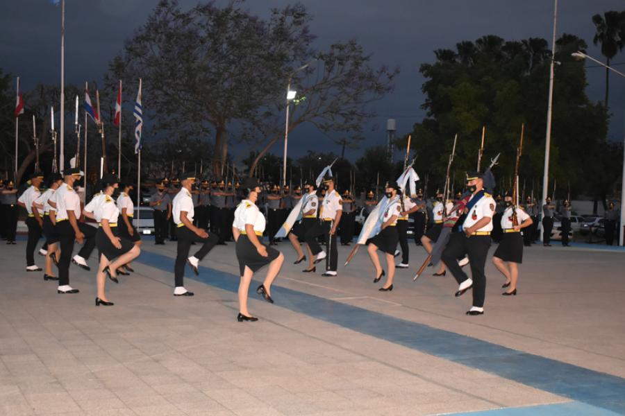Nuevos ascensos en la Escuela de Cadetes de la Policía