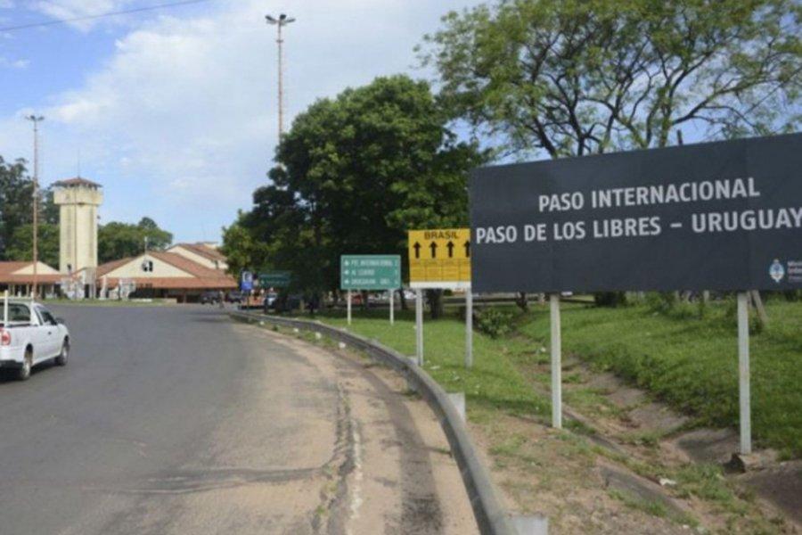 Corrientes reenvió a Nación el protocolo para la apertura de los pasos fronterizos