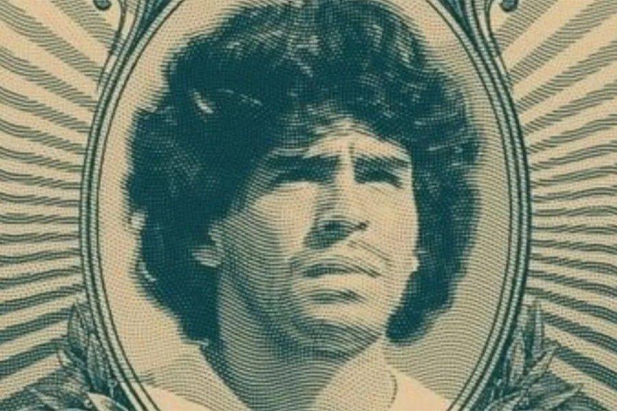 Crearon el Maradólar; la criptomoneda en honor a Diego Maradona