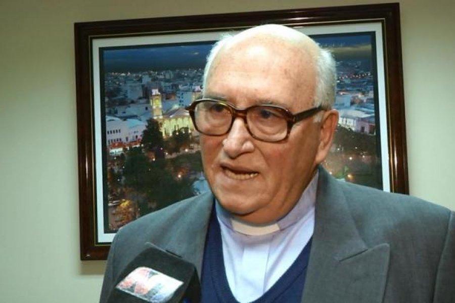Conmoción en Corrientes por la muerte del padre José Ceschi